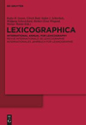 Lexicographica