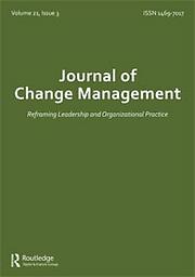 Journal of change management