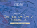Journal of competition law & economics