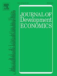 Journal of development economics