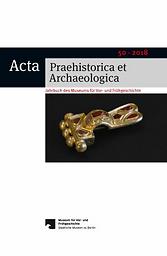 Acta praehistorica et archaeologica