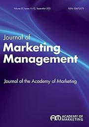 MM. Journal of marketing management