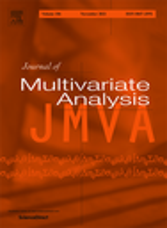 Journal of multivariate analysis
