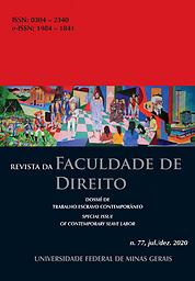 Revista da Faculdade de Direito da Universidade Federal de Minas Gerais