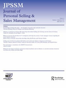 Journal of personal selling & sales management