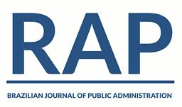 Revista de Administração Pública. Brazilian Journal of Public Administration