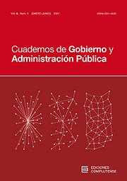 Cuadernos de gobierno y administración pública
