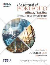 Journal of portfolio management