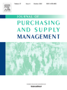 Journal of purchasing & supply management